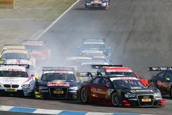 Start: Edoardo Mortara, Audi Sport Team Rosberg Audi A5 DTM