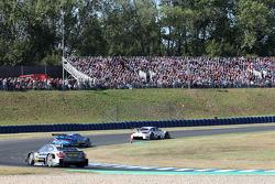 Christian Vietoris, Audi Sport Team Rosberg, Audi A5 DTM and and Martin Tomczyk, BMW Team RMG BMW M3 DTM