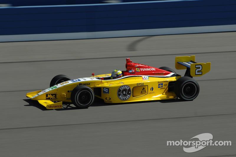 Gustavo Yacaman, Team Moore Racing en Carlos Munoz, Andretti Autosport