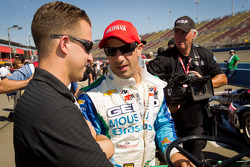 A.J. Allmendinger and Tony Kanaan, KV Racing Technology Chevrolet
