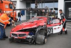 #70 Race Art BMW Z4 GT3: Roger Grouwels, Jaap van Lagen