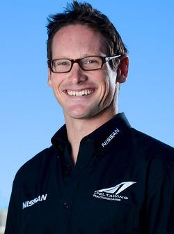 DeltaWing driver Gunnar Jeannette