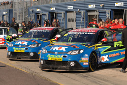 MG KX Momentum Racing