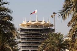 Бахрейн, первая тренировка в четверг.
