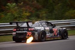 #70 Mazdaspeed, Mazda, Modspace, Castrol SpeedSource Mazda RX-8: Jonathan Bomarito, Sylvain Tremblay