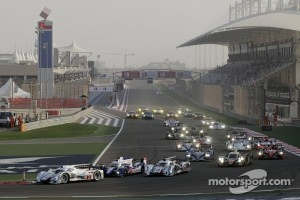 Start of the 6 Hours of Bahrain