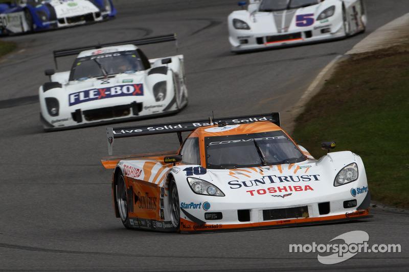 # 10 Suntrust Racing Chevrolet Corvette Dallara DP: Max Angelelli, Ricky Taylor