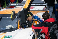 #10 SunTrust Racing Corvette DP: Max Angelelli, Ricky Taylor