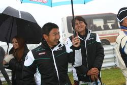 Nobuteru Taniguchi, Tatsuya Kataoka