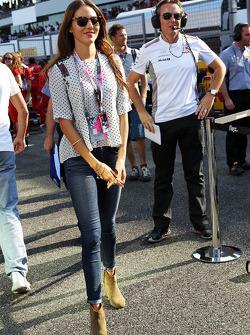 Jessica Michibata, on the grid