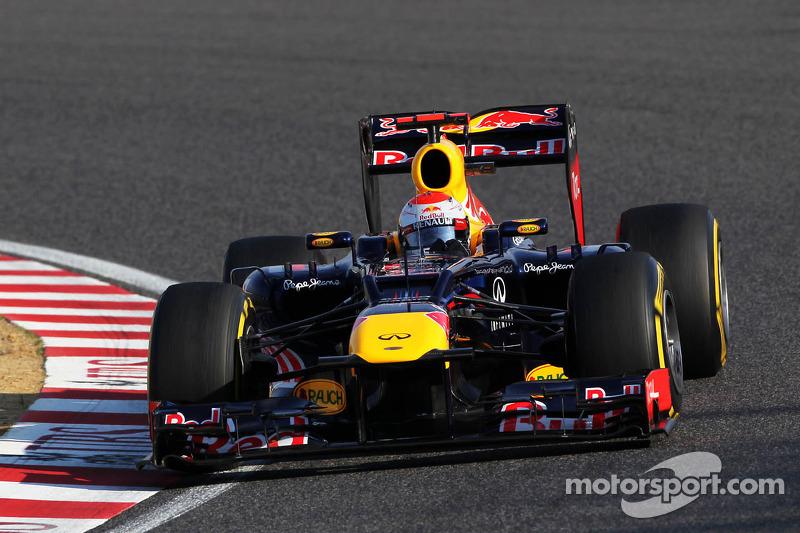 2012 - Suzuka: Sebastian Vettel, Red Bull-Renault RB8