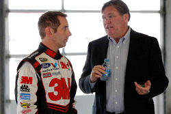 Greg Biffle and Robin Pemberton