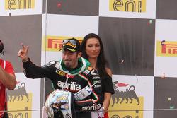 Max Biaggi sacré Champion du monde 2012