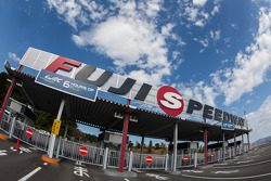 Welcome to Fuji Speedway