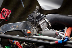 #0 Nissan Delta Wing Delta Wing Project 56 Nissan engine