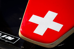 #12 Rebellion Racing Lola B12/60 Toyota nose detail