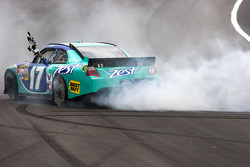 Race winner Matt Kenseth, Roush Fenway Racing Ford