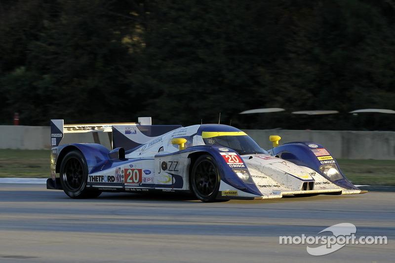 #20 Dyson Racing Team Lola B11/66 Mazda: Tony Burgess, Mark Patterson, Chris McMurry