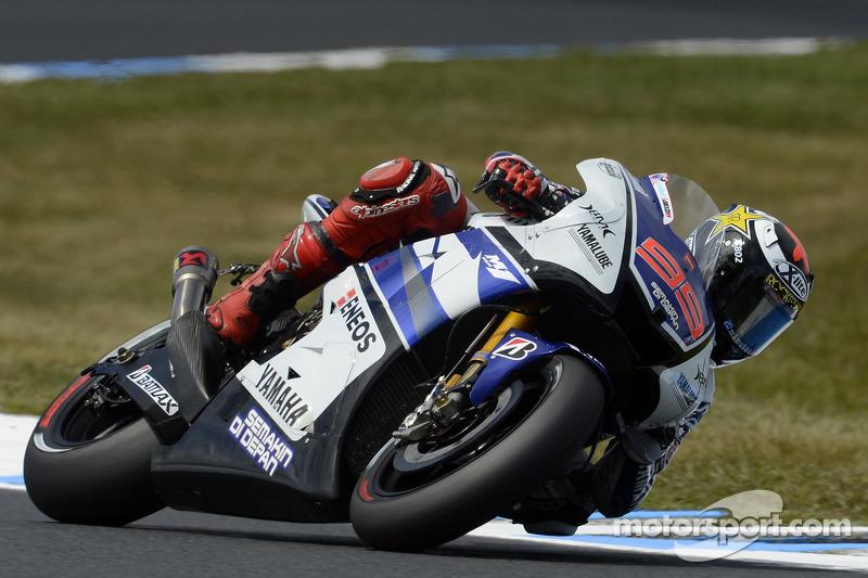 2012 рік - Yamaha (MotoGP)