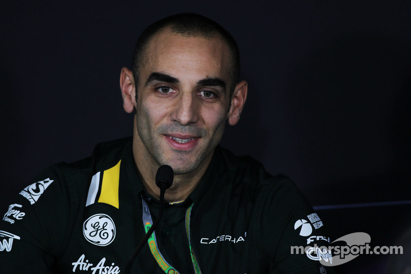 Cyril Abiteboul, Caterham F1 Team Chief Executive Officer in the FIA Press Conference