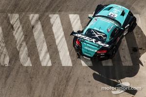 #34 Vita4One BMW Z4: Jacques Villeneuve, Jos Verstappen