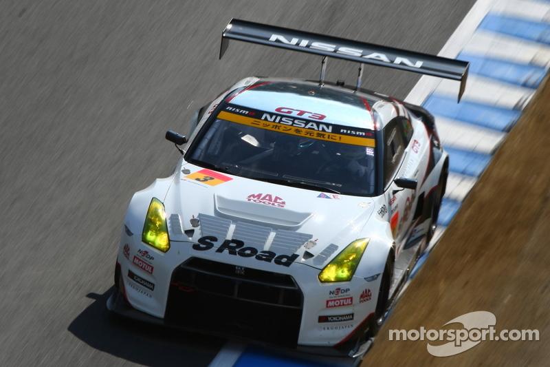 2011 Nissan GT-R Nismo GT3