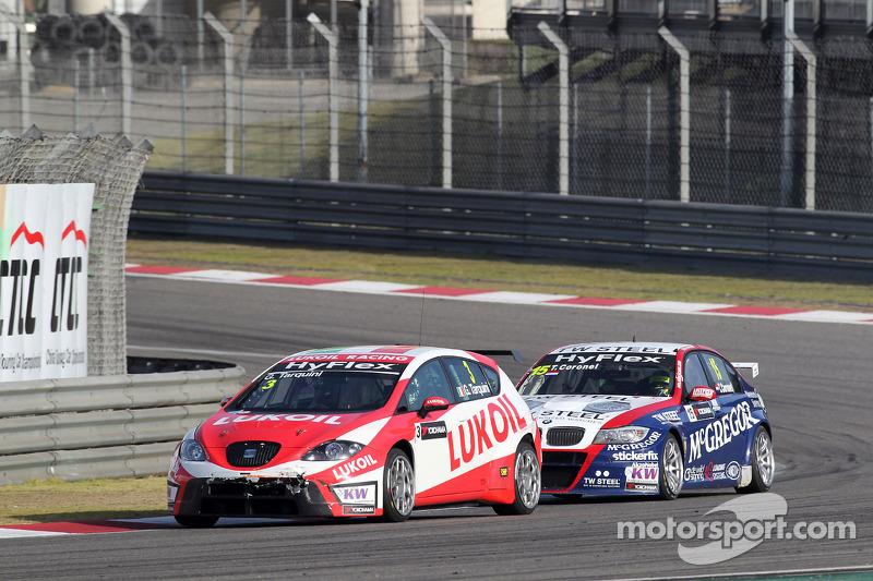 Gabriele Tarquini, BMW 320 TC, ROAL Motorsport