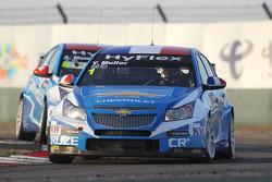 Yvan Muller, Chevrolet Cruze 1.6T, Chevrolet and Alain Menu, Chevrolet Cruze 1.6T, Chevrolet