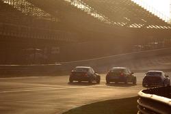 Alberto Cerqui, BMW 320 TC, ROAL Motorsport qnd Colin Turkington, Chevrolet Cruze 1.6T, TEAM AVIVA-COFCO