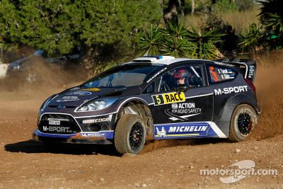 Rally di Spagna