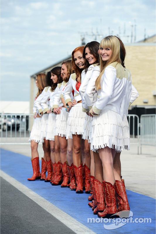 Texan girls