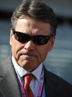 Rick Perry, gouverneur du Texas