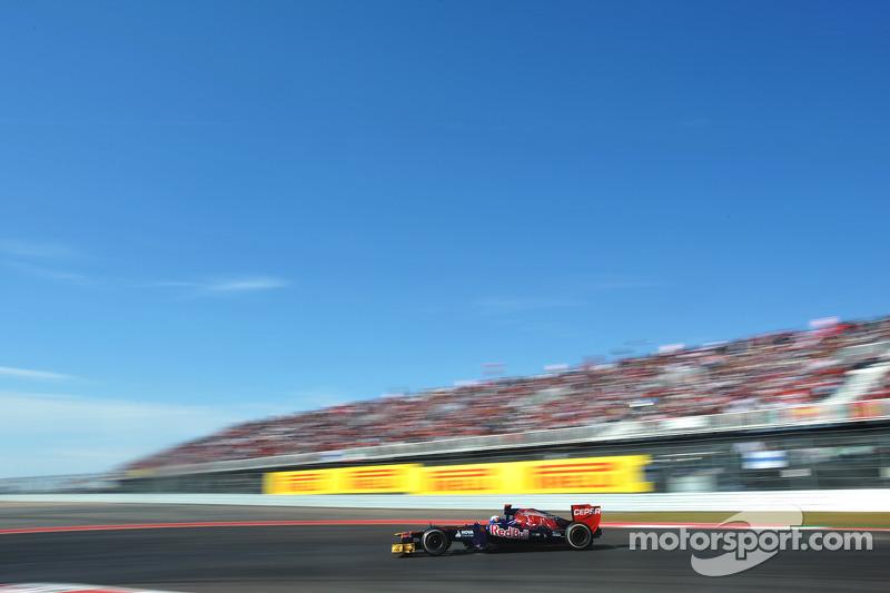 2012. Toro Rosso STR7 Ferrari