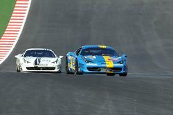 #2 Ferrari of Fort Lauderdale: Alex Popow