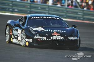 #55 Boardwalk Ferrari: Scott Tucker