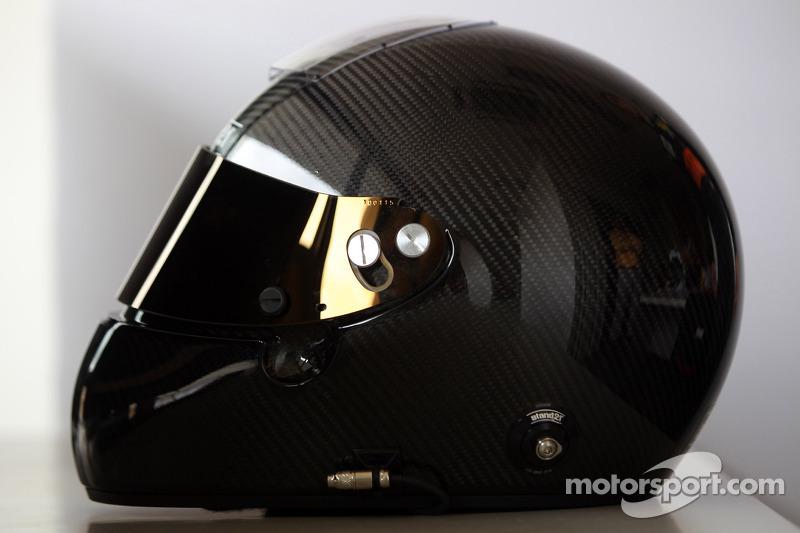Helm van Celio Alves Dias, Chevrolet Lacetti, China Dragon Racing