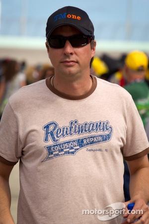 David Reutimann, Tommy Baldwin Chevrolet