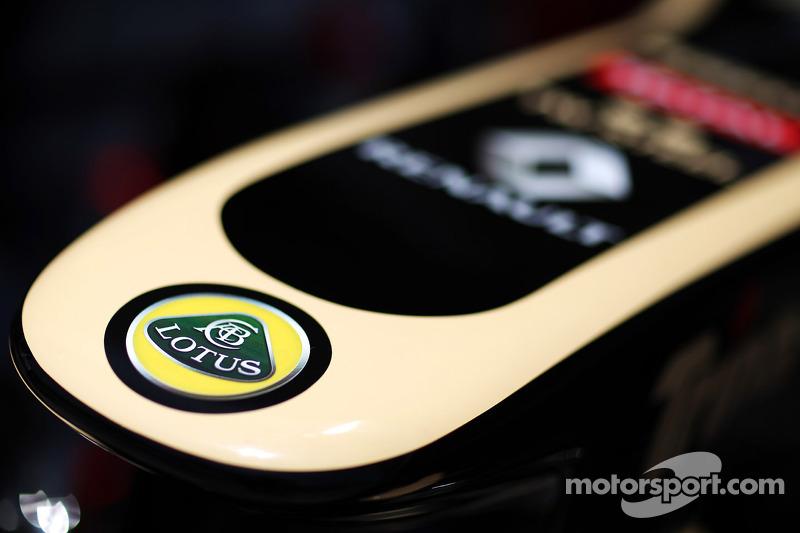Lotus F1 E20 neus