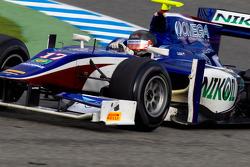 Julian Leal, Trident Racing