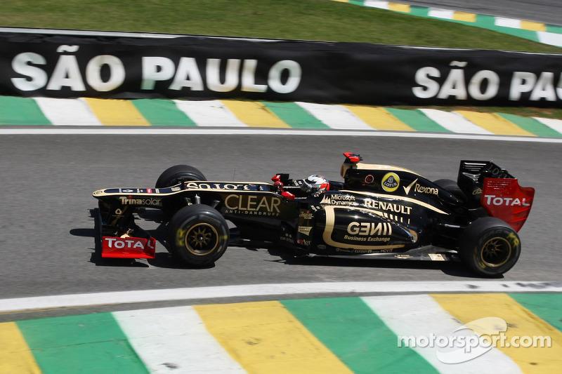 2011 - 2014: Lotus Renault GP / Lotus F1