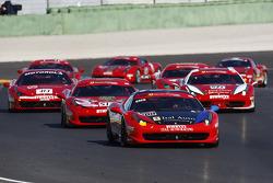 Coppa Shell race 1