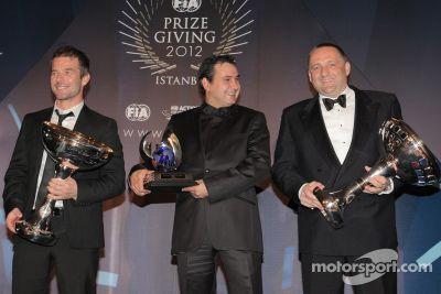 国际汽联颁奖晚会土耳其,伊斯坦布尔
