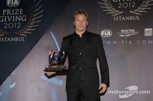 Premiação da FIA