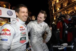 Jari-Matti Latvala and Sébastien Ogier