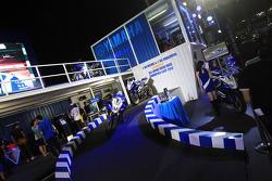 Yamaha display