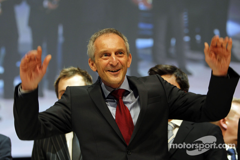 Romolo Liebchen, head of Audi Customer Sport