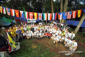 32 nationalities makes the RFC the world's most internationally represented event