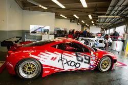 #69 AIM Autosport Team FXDD with Ferrari Ferrari 458