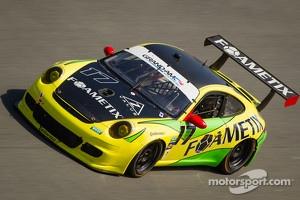 #17 Burtin Racing with Goldcrest Motorsports Porsche GT3: Jack Baldwin, Claudio Burtin, Martin Ragginger