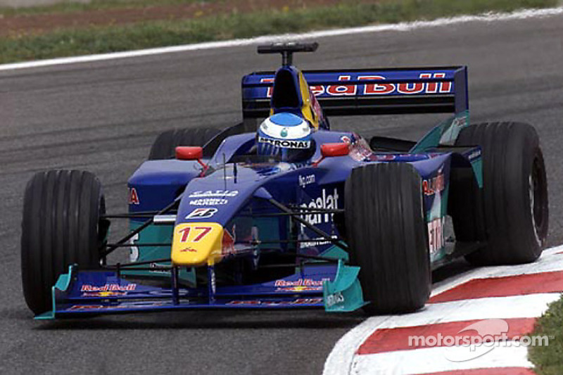 2000: Mika Salo, Sauber-Petronas C19